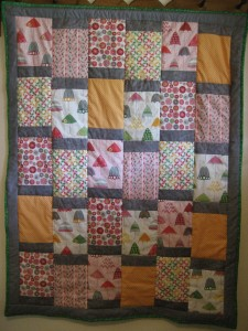 April Shower Quilt